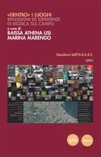 «Dentro» i luoghi - vol. 1 - Riflessioni ed esperienze di ricerca sul campo