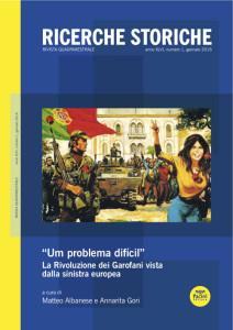 Ricerche storiche 1/2016 - «Un problema difícil» - La Rivoluzione dei Garofani vista dalla sinistra