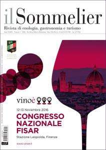 IL SOMMELIER - Anno XXXIV - nr. 3/2016 - Rivista di enologia, gastronomia e turismo