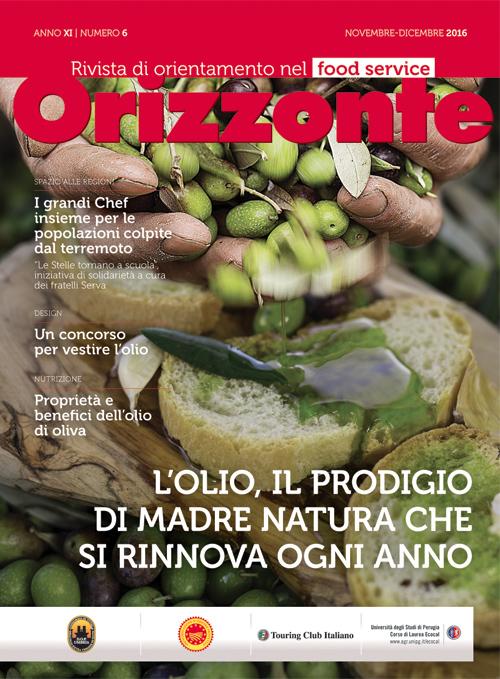ORIZZONTE - anno XI - numero 6 - novembre /dicembre 2016