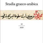 Studia graeco-arabica