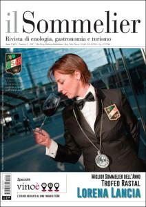 IL SOMMELIER - Anno XXXV - nr. 1/2017 - Rivista di enologia, gastronomia e turismo