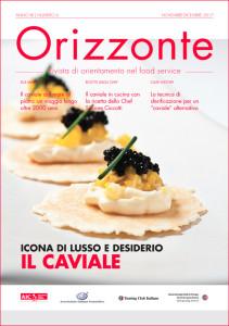 ORIZZONTE - anno XII - numero 6 - novembre/dicembre 2017
