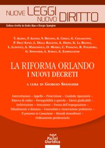 La Riforma Orlando - I nuovi decreti