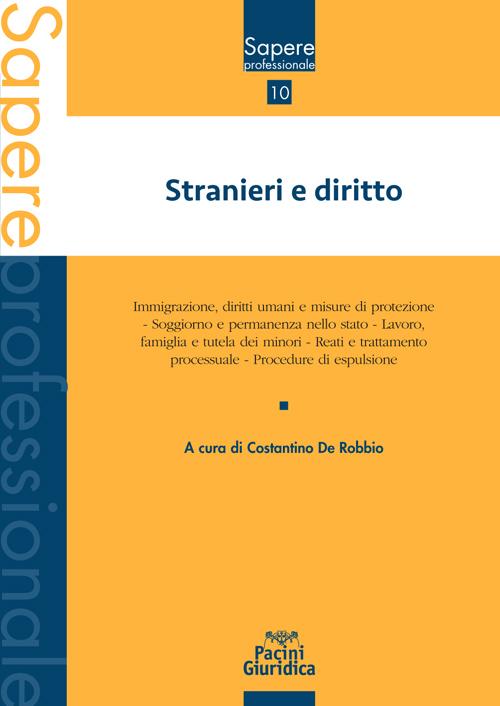 Stranieri e diritto - Pacini Editore Giuridica
