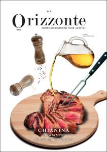 ORIZZONTE - anno XIII - numero 4 - luglio-agosto 2018 - Rivista di orientamento del food service