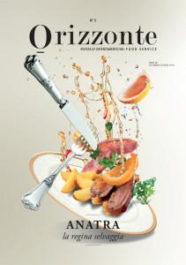 ORIZZONTE - anno XIII - numero 5 - settembre-ottobre 2018 - Rivista di orientamento del food service