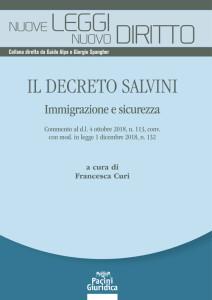 Il Decreto Salvini