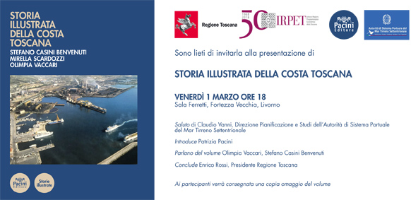 invito storia illustrata della costa toscana