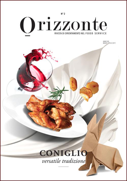 ORIZZONTE - anno XIV - numero 2 - marzo-aprile 2019 - Rivista di orientamento nel Food Service