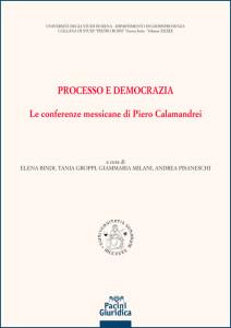 Processo e democrazia