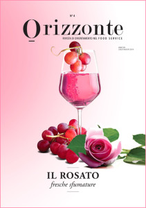 ORIZZONTE - anno XIV - numero 4 - luglio-agosto 2019 - Rivista di orientamento nel Food Service