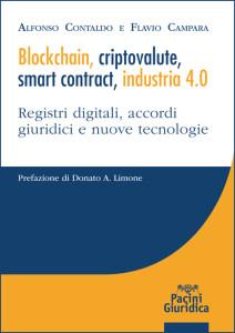 Blockchain, criptovalute, smart contract, industria 4.0