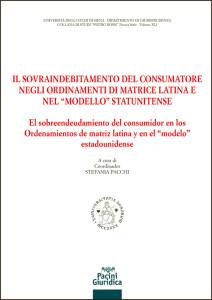 """Il sovraindebitamento del consumatore negli ordinamenti di matrice latina e nel """"modello"""" statunitense"""