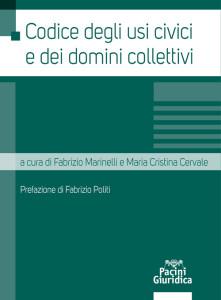 Codice degli usi civici e dei domini collettivi