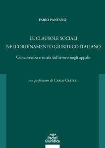 Le clausole sociali nell'ordinamento giuridico italiano