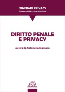 Diritto penale e privacy