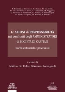 Le azioni di responsabilità nei confronti degli amministratori di società di capitali - Profili sostanziali e processuali