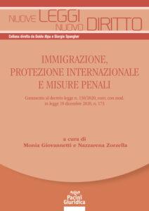 Immigrazione, protezione internazionale e misure penali