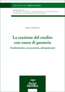 La cessione del credito con causa di garanzia